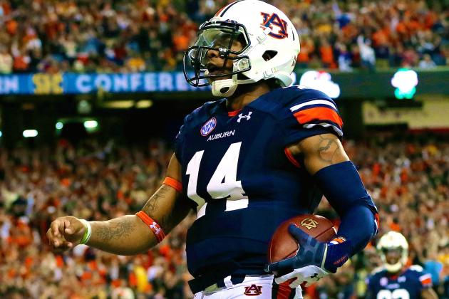 Nick Marshall's Long and Bumpy Road to the 2014 BCS National Championship
