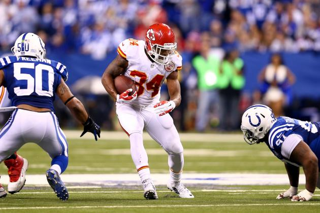 Knile Davis Injury: Updates on Chiefs RB's Knee and Return