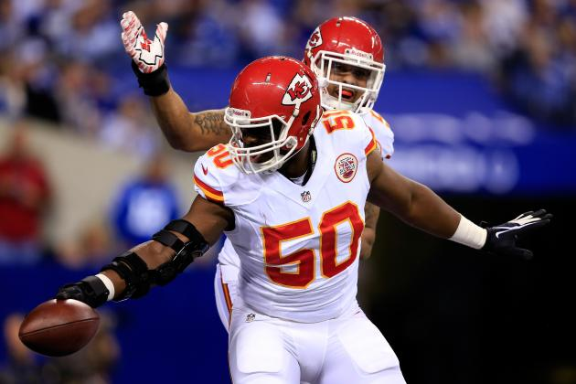 Justin Houston Injury: Updates on Chiefs LB's Knee and Return