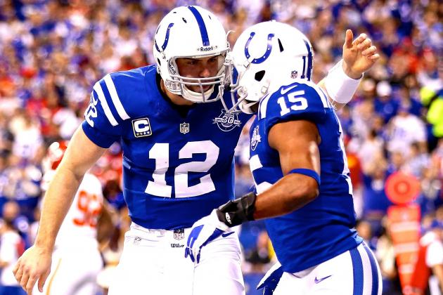 Chiefs vs. Colts: Live Score, Highlights and Analysis
