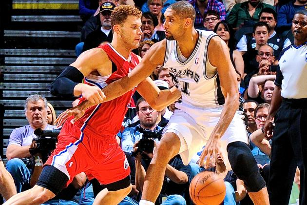 Los Angeles Clippers vs. San Antonio Spurs: Live Score and Analysis