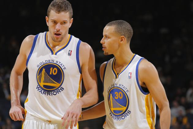 David Lee Actually Quite Important to Golden State Warriors' Contender Bid