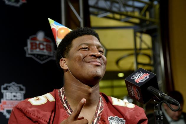 BCS Championship 2014: Jameis Winston Will Validate His Heisman Trophy with Play