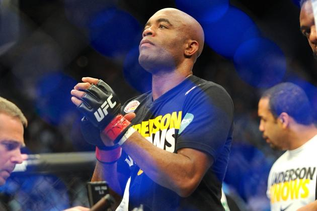 Report: Anderson Silva Not Retiring, Will Return to UFC According to Manager