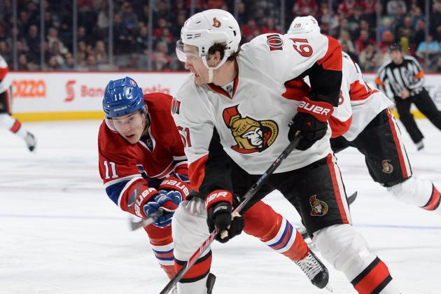 Senators Win Fourth in Row on MacArthur's OT Goal