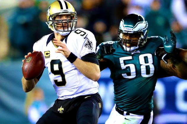 Saints vs. Eagles: Score, Grades and Analysis from 2014 Wild Card Game