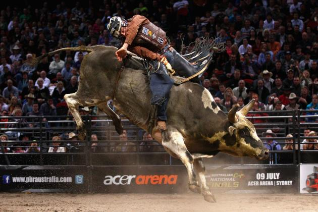 PBR Monster Energy Invitational 2014: Daily Results and Top Riders