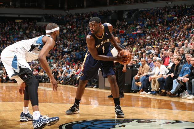 How Tyreke Evans Is Overcoming Painfully Slow Start with New Orleans Pelicans
