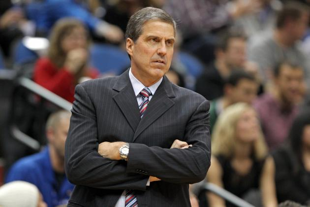 Randy Wittman: Washington Wizards Too Concerned with Shots and Minutes