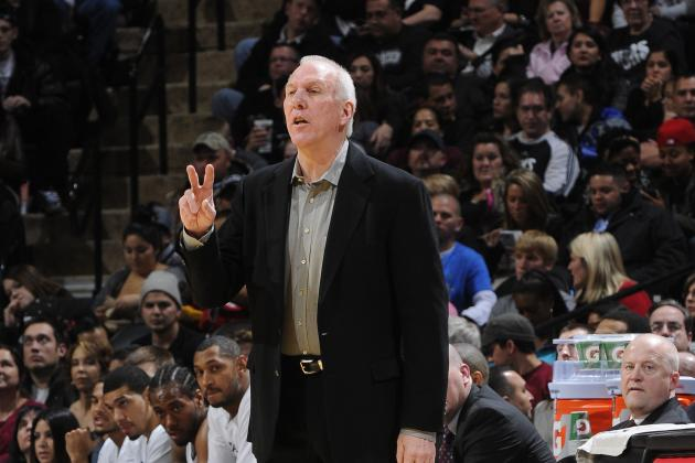 Gregg Popovich Sees Opening for Home-Court Advantage, Has Spurs Seizing It