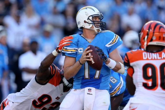 San Diego Chargers: 3 Things to Watch for in Sunday's Showdown with Bengals