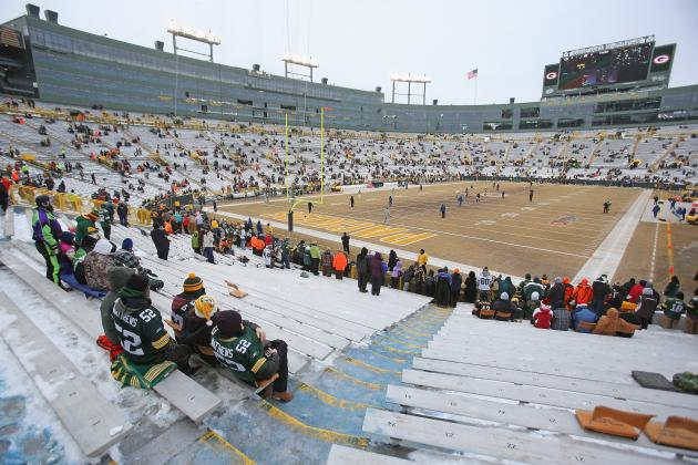 San Francisco 49ers at Green Bay Packers: Cold-Related Health Risks