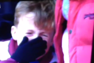 VIDEO: West Ham's FA Cup Ineptitude Makes Small Child Cry on ITV