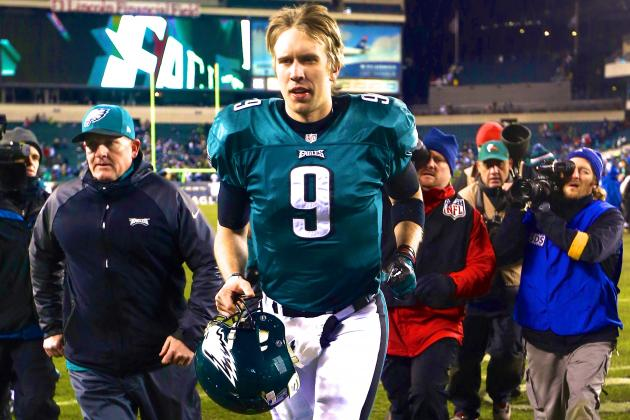 Chip Kelly, Eagles Prove They Weren't Ready for Playoff Spotlight Just Yet