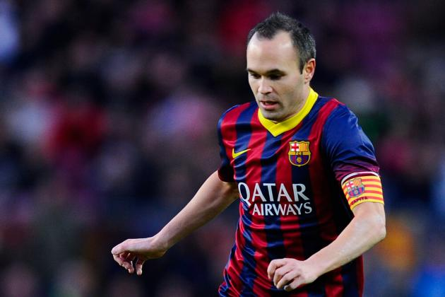 Barcelona vs. Elche: La Liga Live Score, Highlights, Report