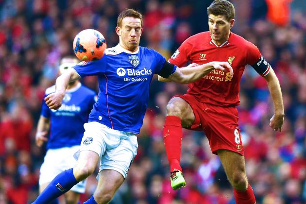 Liverpool vs. Oldham Athletic: FA Cup Live Score, Highlights, Report