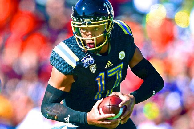 Updates on Brett Hundley Foregoing 2014 NFL Draft to Return to UCLA