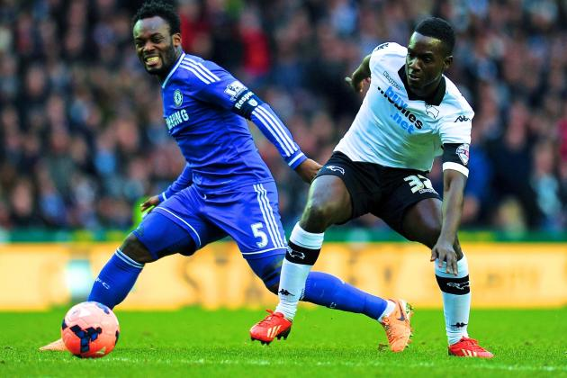 Derby County vs. Chelsea Score, Grades and Post-Match Reaction