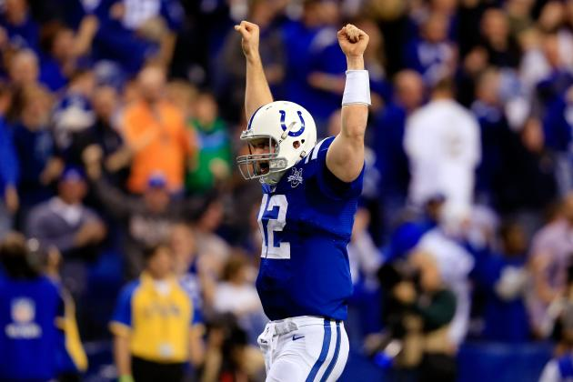 Andrew Luck Cements Legacy as New Captain Comeback for Indianapolis Colts
