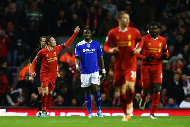 Liverpool's Struggle to Overcome Oldham in the FA Cup Shows Lack of Cohesion