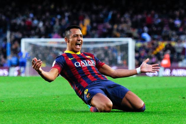 Analysing Alexis Sanchez's Performance vs. Elche