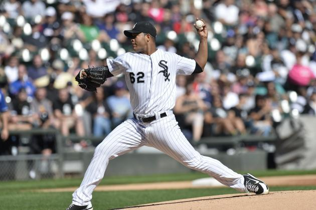 Projecting the Chicago White Sox's 5-Man Rotation for 2014