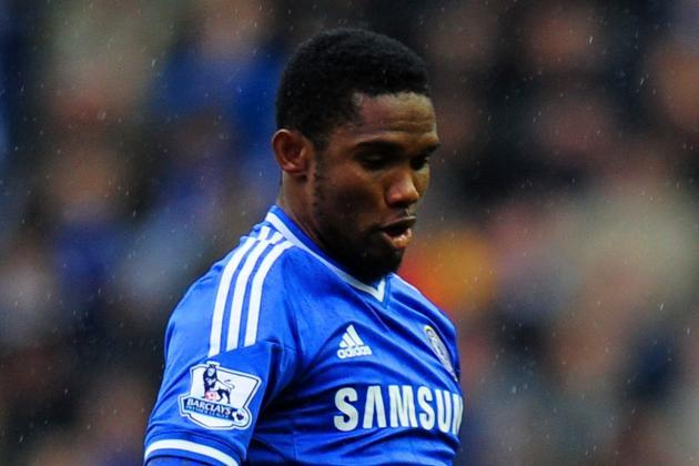 Toiling Samuel Eto'o Highlights Chelsea's Desperate Need for a New Striker