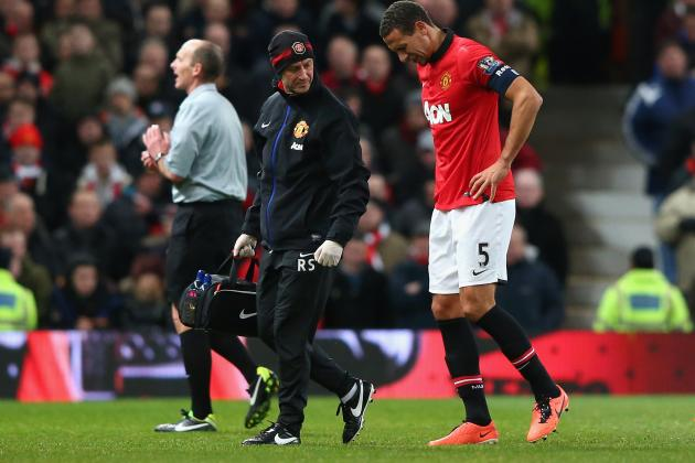 Rio Ferdinand Injury: Updates on Man United Defender's Knee and Return