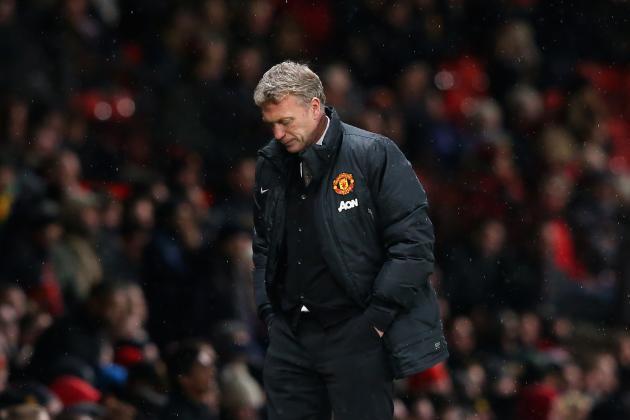 Should Manchester United Consider Sacking David Moyes?