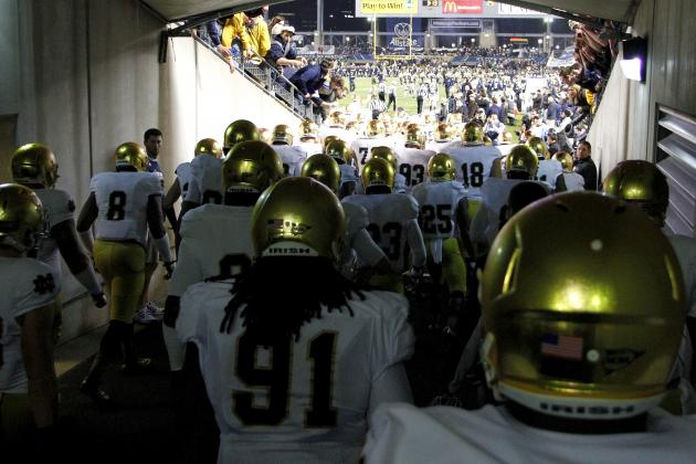 Notre Dame Football: 4 Biggest Concerns Heading into the Offseason