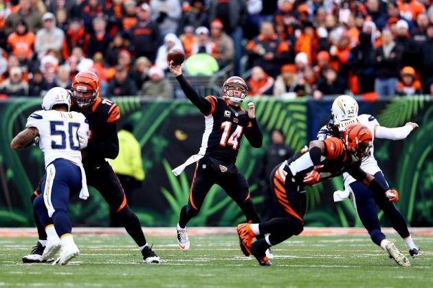 Chargers vs. Bengals: Live Game Grades and Analysis for Cincinnati