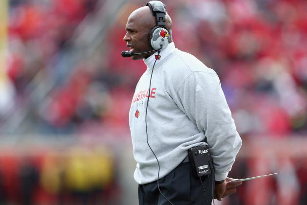 Twitter Reacts to Charlie Strong Becoming Texas Longhorns Football Coach