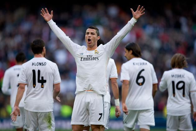 Real Madrid: How They Will Line Up Against Celta Vigo in La Liga