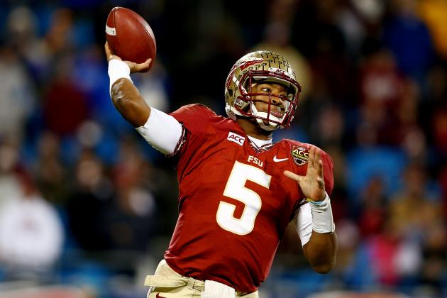 Auburn vs. FSU: Predicting Final Stats for Jameis Winston and Top Star Players