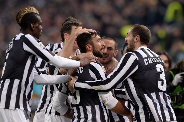 Juventus 3-0 Roma: Player Ratings in Black and White