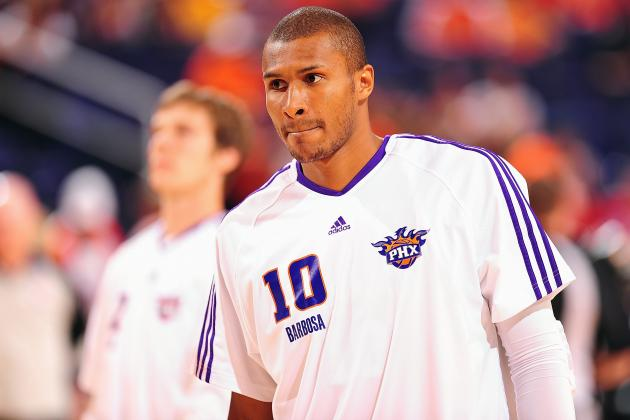 Phoenix Suns Will Reportedly Sign Leandro Barbosa to 10-Day Contract