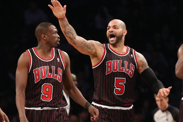 Chicago Bulls Reportedly Plan to Trade Luol Deng, Amnesty Carlos Boozer