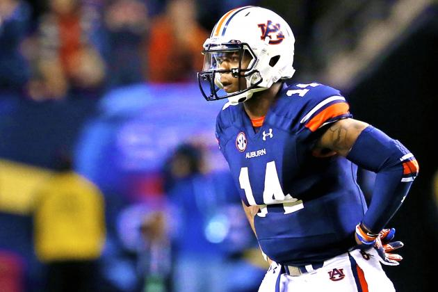 BCS National Championship Game 2014: Why Auburn's Luck Will Finally Run Out