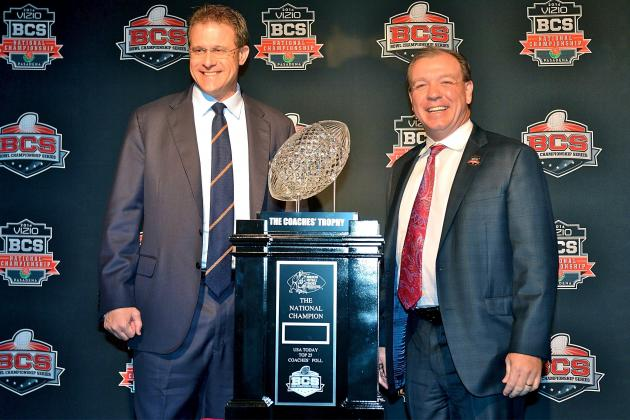 BCS Championship Game 2014: After a Month, Auburn and FSU Coaches Are Ready