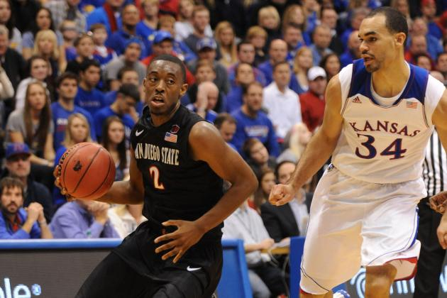 San Diego State vs. Kansas: Live Score, Updates and Analysis