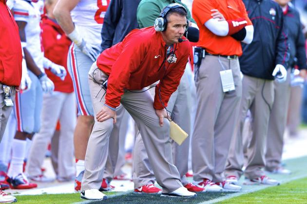 Why Urban Meyer's Ohio State Squad Is Only Big Ten Team That Will Miss the BCS