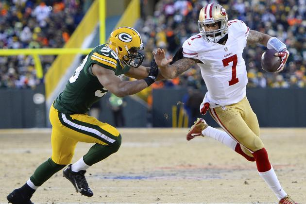 49ers vs. Packers: Live Grades and Analysis for San Francisco