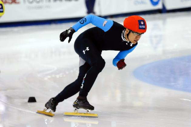 Is JR Celski Ready to Be the Face of US Speed Skating?