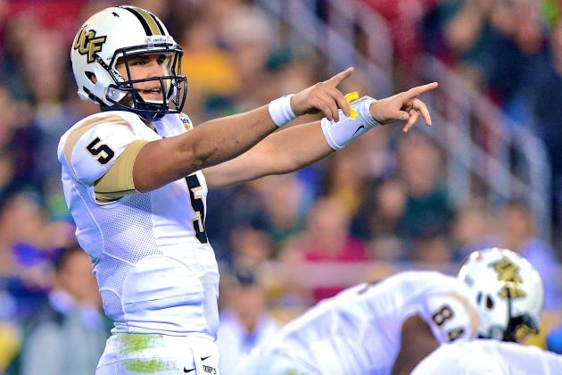 Blake Bortles Will Declare for 2014 NFL Draft