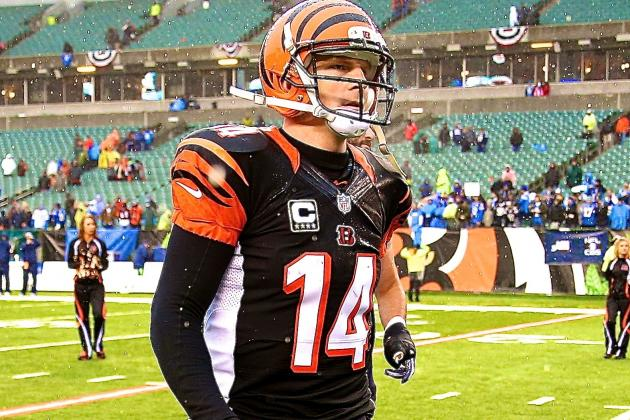 Andy Dalton Proves He Doesn't Have 'It' in Another Embarrassing Playoff Failure