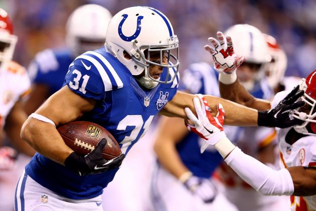 Why Donald Brown Is the Indianapolis Colts' Unsung Hero