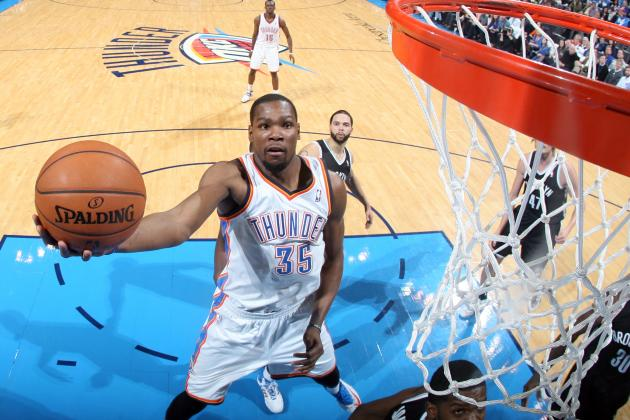 Why Kevin Durant Could Finally Win 1st NBA MVP in 2014