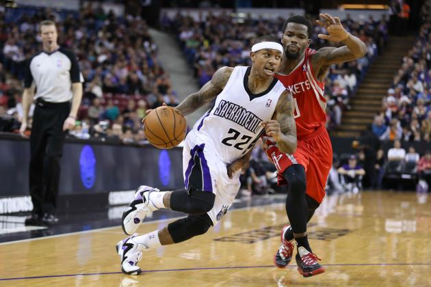 Breaking Down Isaiah Thomas' Ceiling as Sacramento Kings Starting Point Guard