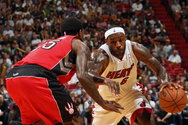 Toronto Raptors vs. Miami Heat: Game Grades and Analysis for Heat