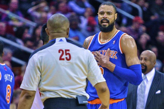 Tyson Chandler Injury: Updates on Knicks Center's Status and Return